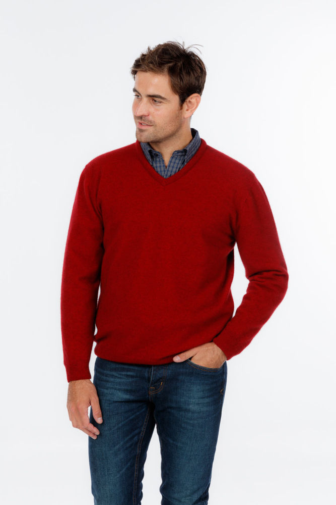 Picture of Vee Neck Sweater