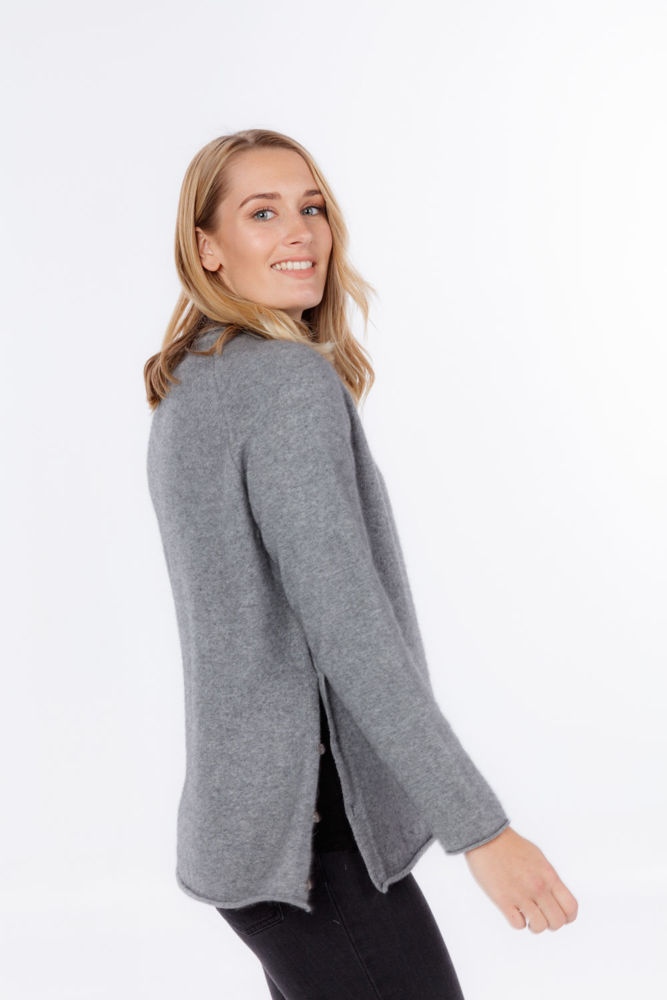 Picture of Button Down Sweater