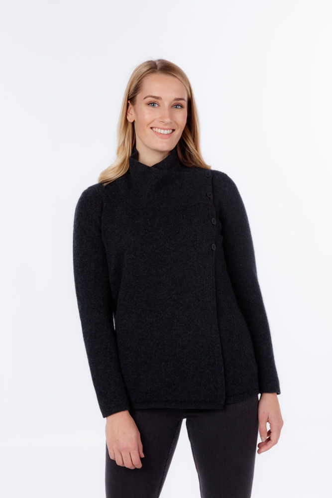 Picture of Asymmetric Jacket