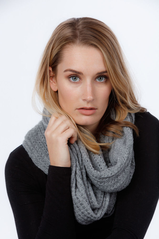 Picture of Lace Endless Scarf