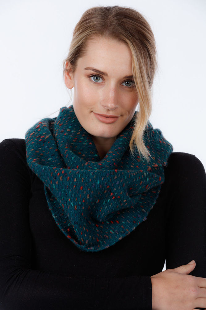 Picture of Dot Inlay Scarf
