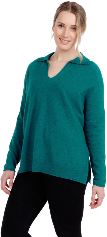 Picture of Polo Collar Sweater