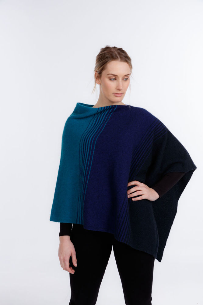 Picture of Ombre Poncho