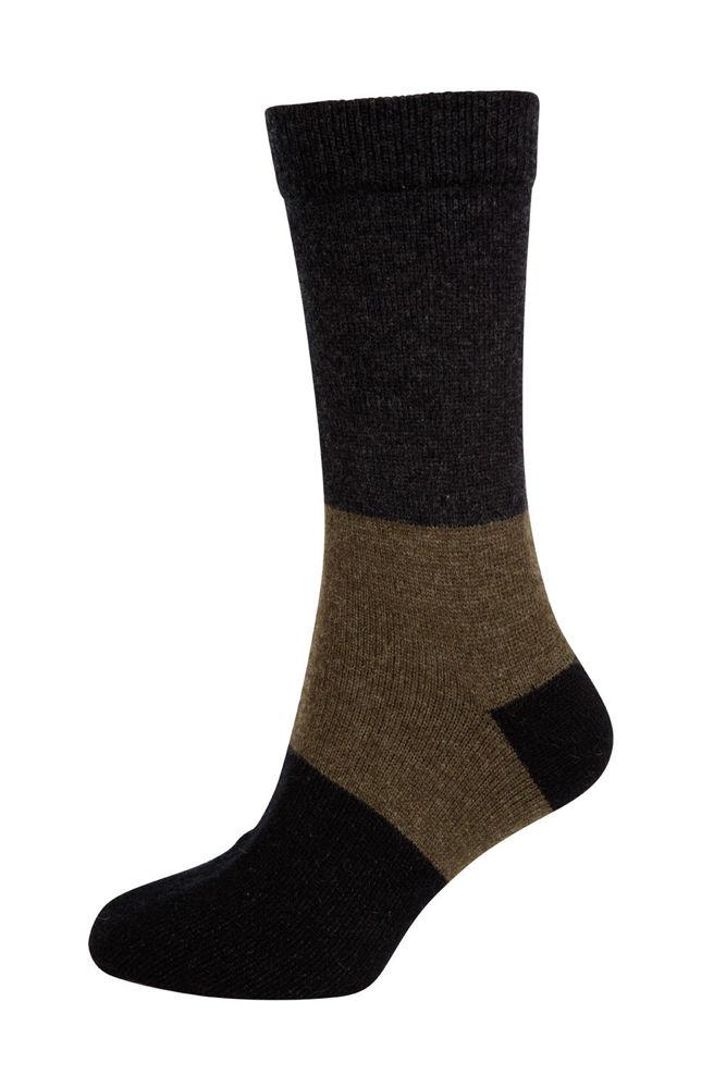 Picture of Block Stripe Sock